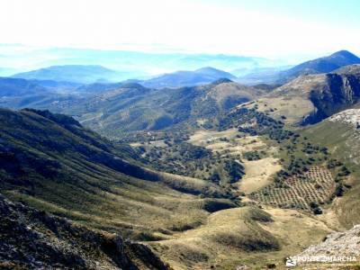 Sierras Subbéticas;Priego de Córdoba;verano viajes senderismo viajes turismo activo senderismo por